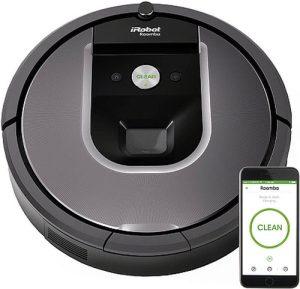 iRobot Roomba robotstofzuiger en app
